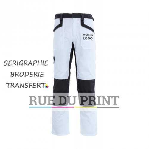Pantalon publicité Industry 260 65% polyester, 35% coton, 260 g/m² taille ajustable