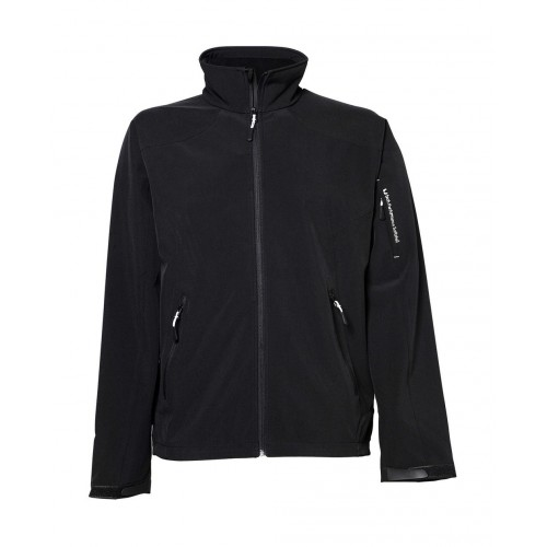 Softshell personnalisé Performance Stretch 90% polyester, 10% spandex, 270 g/m² tissu stretch léger