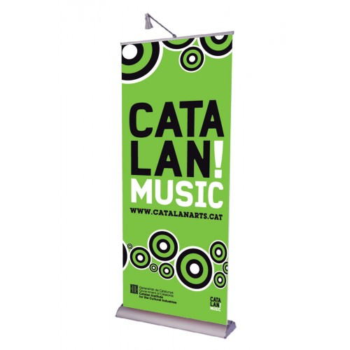 roll up et banners publicitaires