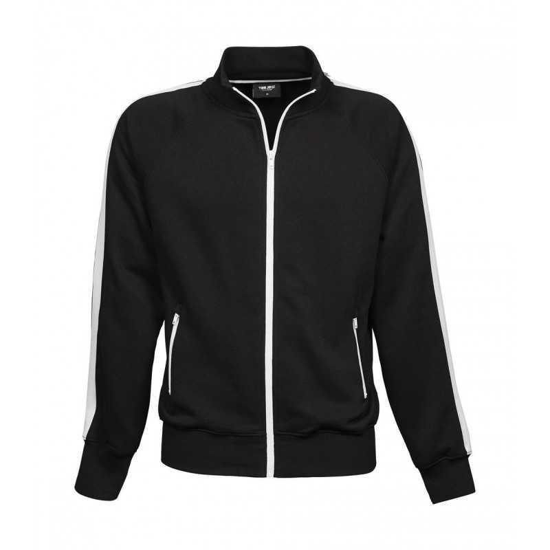 Sweat publicitaire Sports 310 g/m² 70% coton ringspun peigné, 30% polyester coton égyptien à longues fibres