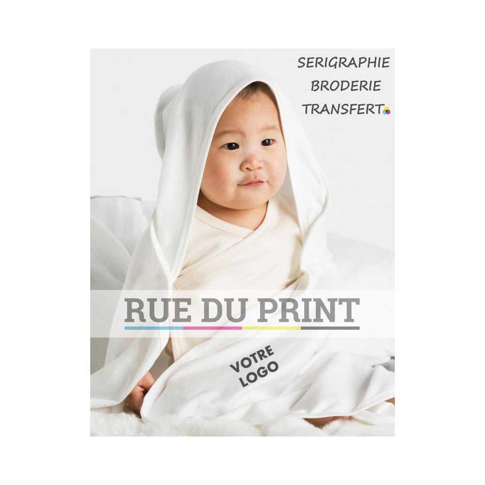 le couverture b b bio de nos produits serviettes ponge personnalis s. Black Bedroom Furniture Sets. Home Design Ideas