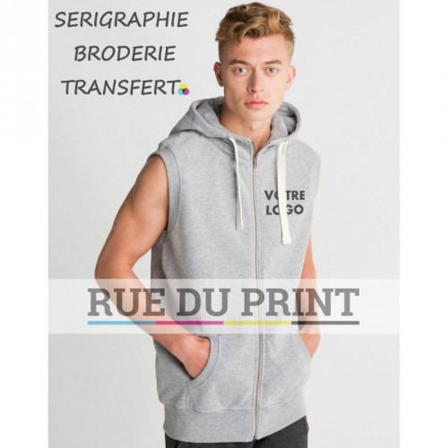 Sweat shirt homme sans manches Superstar