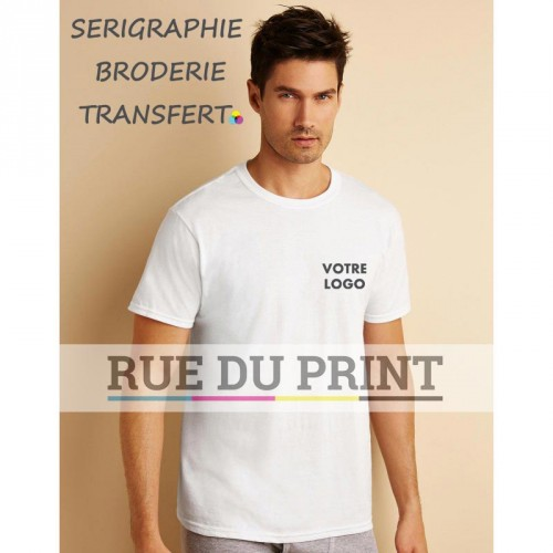 T-shirt homme Platinum