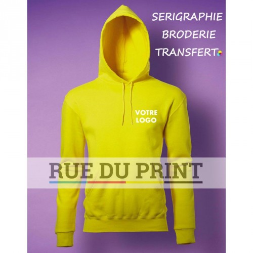 Sweat shirt poche kangourou