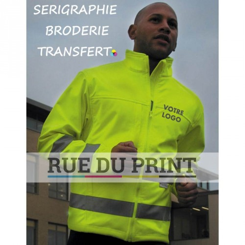 Veste doublée waterproof