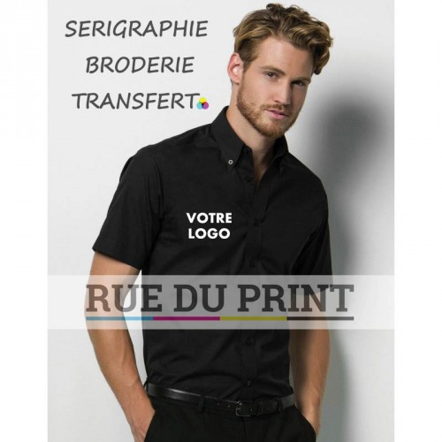 Chemise manches courtes City Business