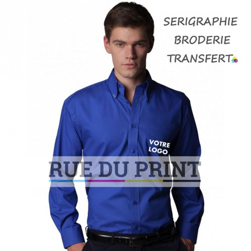 Chemise Corporate Oxford S-L
