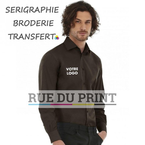 Chemise homme S-L
