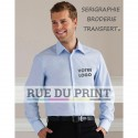 Chemise homme Oxford