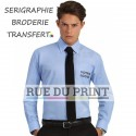 Chemise homme S-L Oxford