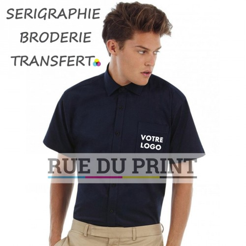 Chemise homme Twill