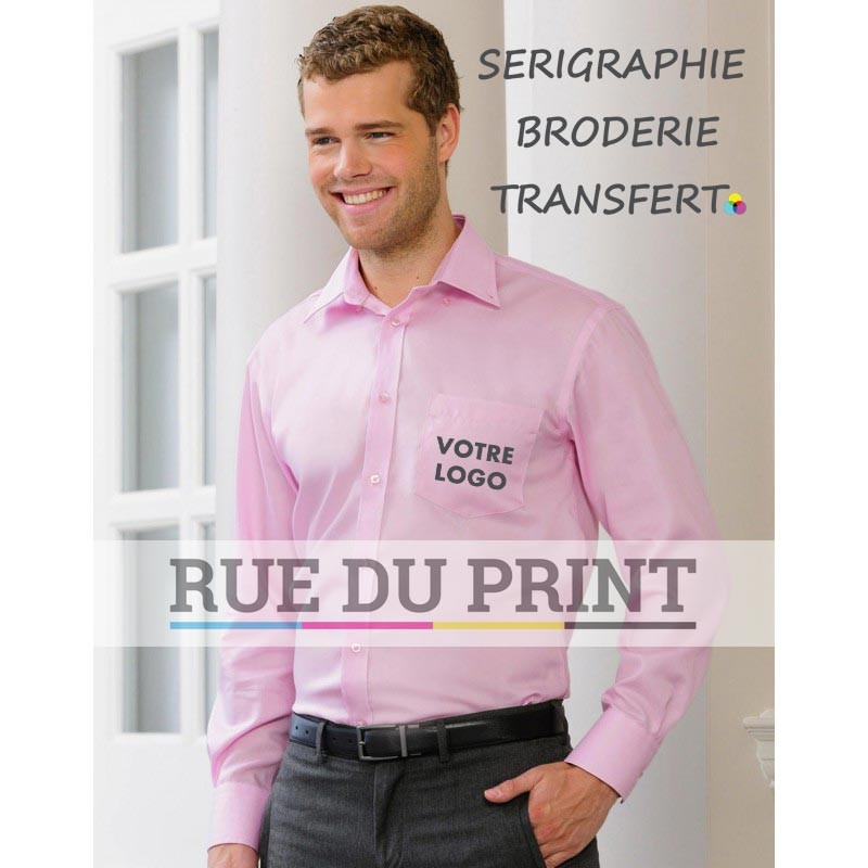 Chemise manches longues homme Ultimate