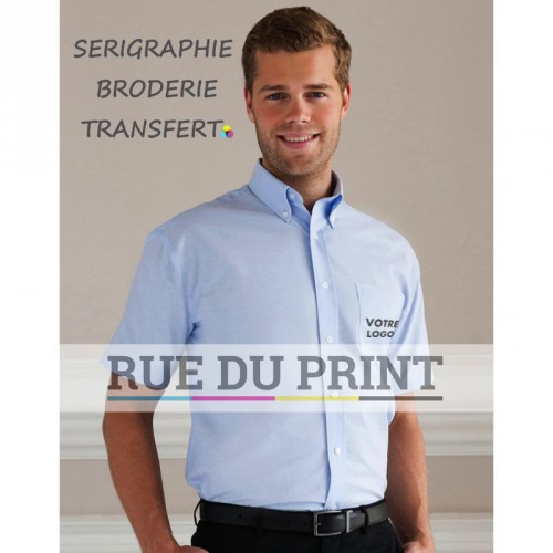 Chemise Classic Oxford
