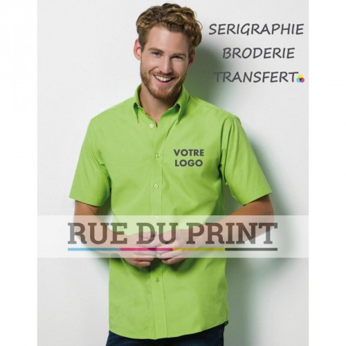 Chemise main d'oeuvre