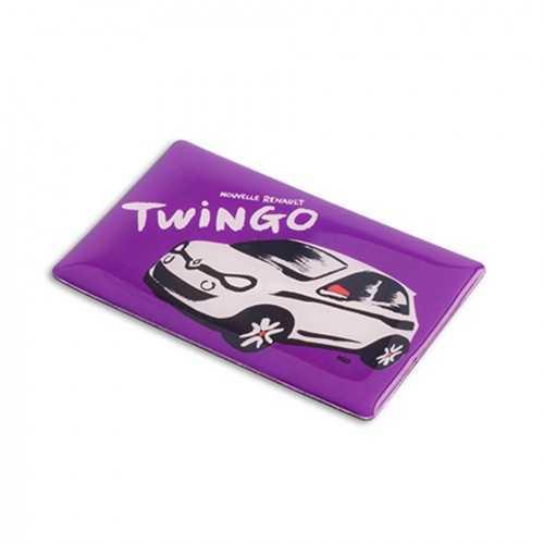 MAGNET DOMING personnalisé twingo
