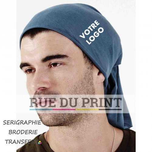Foulard publicité multi-fonction Morf™ 100% polyester (microfibre) fonctions multiples