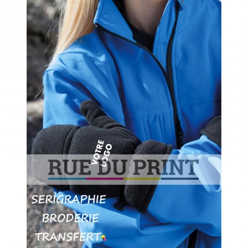 Moufle publicité rembourrée Ext: 180 g/m², 100% polyester rembourrage: 100% polyester doublure: 100% polyester