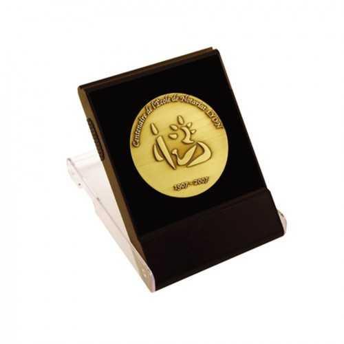 Chevalet médaille diamètre 70 mm