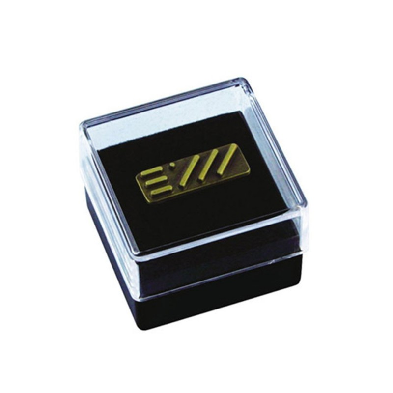 BOITE PINS DIMENSION : 30X30X22 MM personnalisable