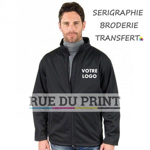 Veste polaire confortable