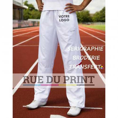 Pantalon publicité femme Spiro Micro 100% polyester (50D Micro Fibre - Micro Lite) doublure en maille extrêmement léger