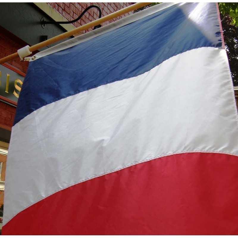 drapeaux publicitaires Français