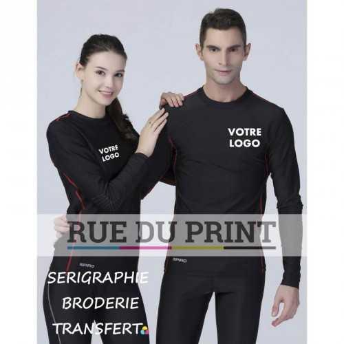 Haut Compression Bodyfit