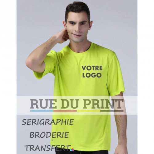 Tee-shirt respirant Performance