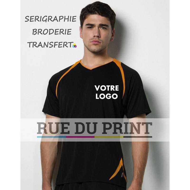 Haut publicité Sports Gamegear® 140 g/m2 100% polyester t-shirt fonctionnel en maille