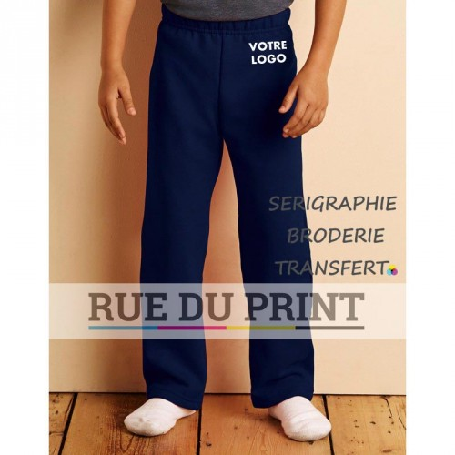 Pantalon sweat enfant Gildan
