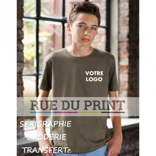Tee-shirt enfant Organic