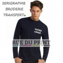 Tee-shirt ample manches longues