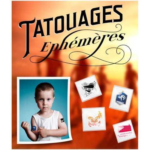 Tatouage éphémère personnalisé