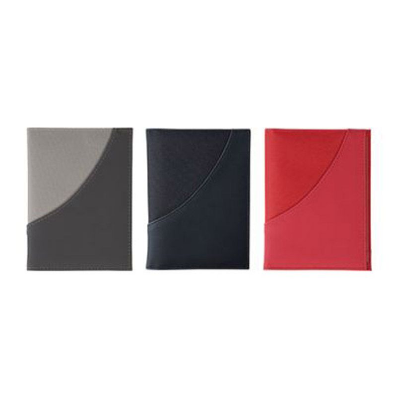 Porte carte grise 600D/PVC gris