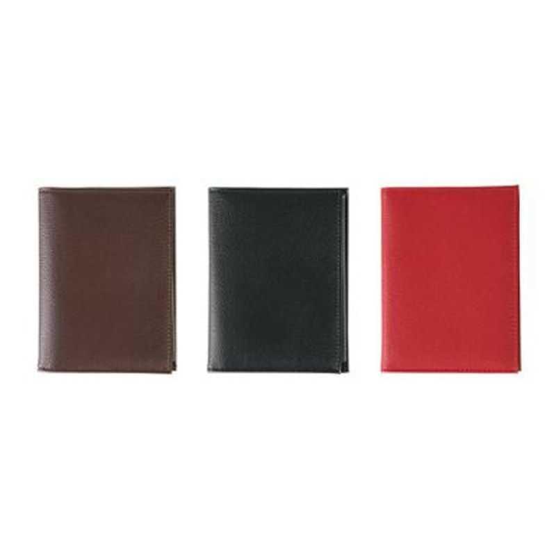 Porte carte grise chocolat