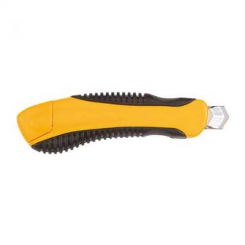 Cutter pro lame 18 mm jaune/noir