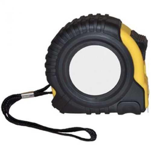 Mètre ruban 3 m noir/jaune