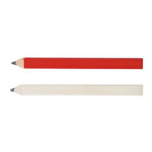Crayon charpentier 17.8 cm naturel