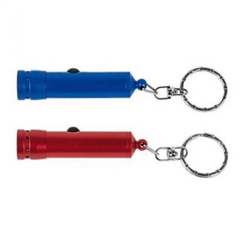 Porte-clés 1 LED bleu