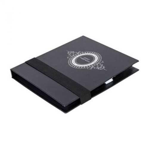 Bloc A7 80 feuilles + adhésif avec stylo noir