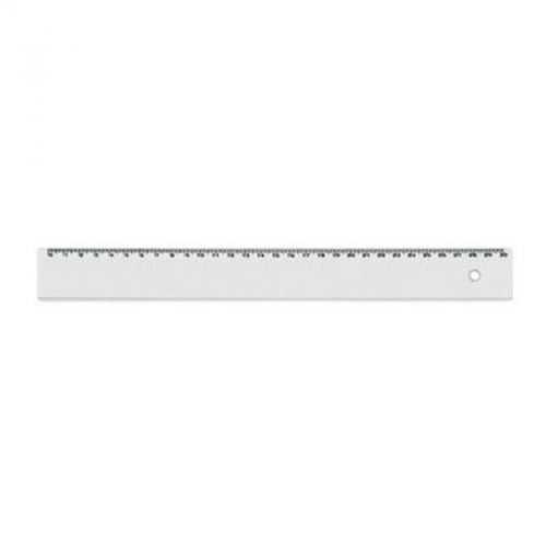 Règle standard 30 cm blanc