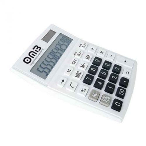 Calculatrice avec fonction taxes blanches