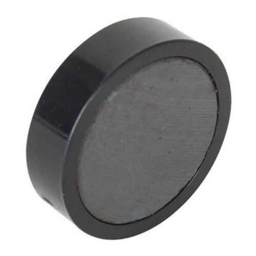 Magnet diamètre 3 cm blanc personnalisé gris