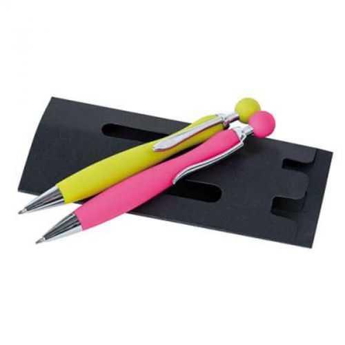 Parure stylo et gel de couleur au choix