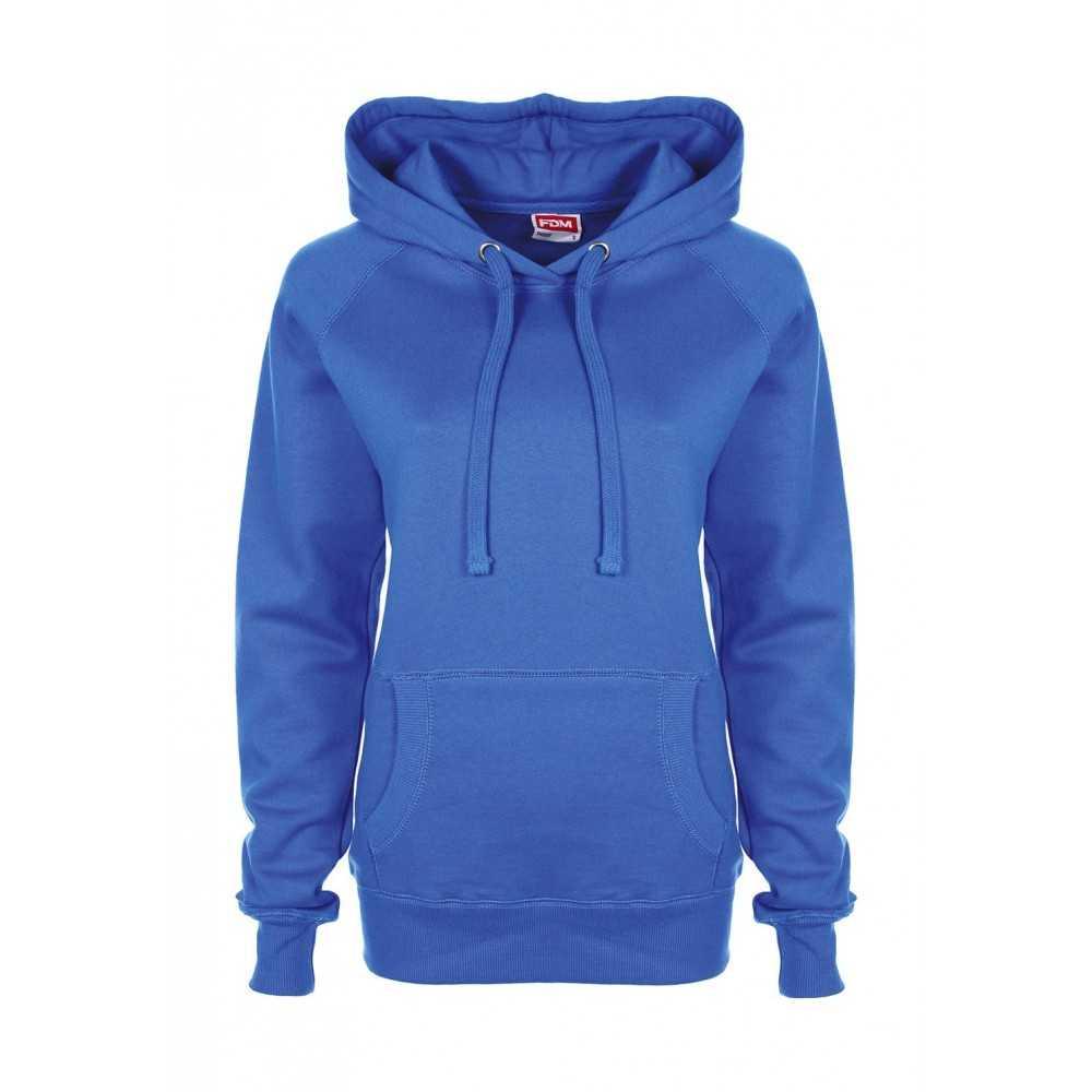 Sweat-Shirt Raglan Hoodie Femme Personnalisable à Capuche Doublée 443b37a5485a