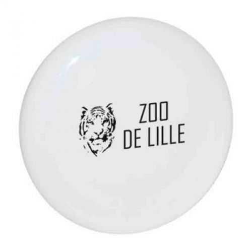 Frisbee blanc