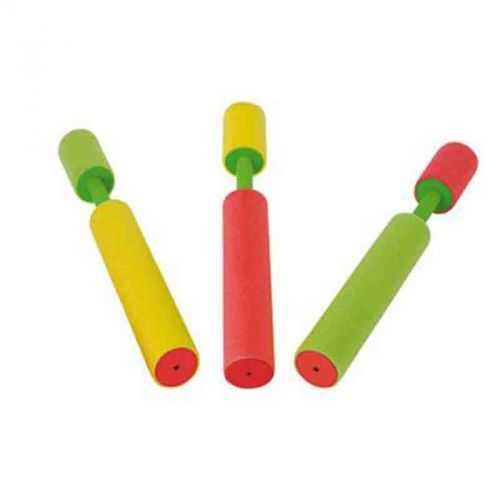 Bâton à eau jaune et vert