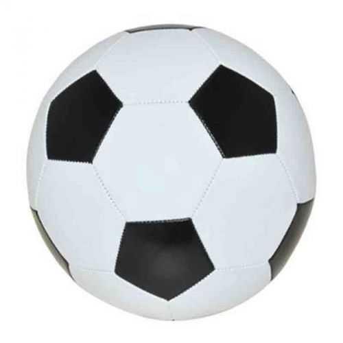 Ballon de football blanc/noir