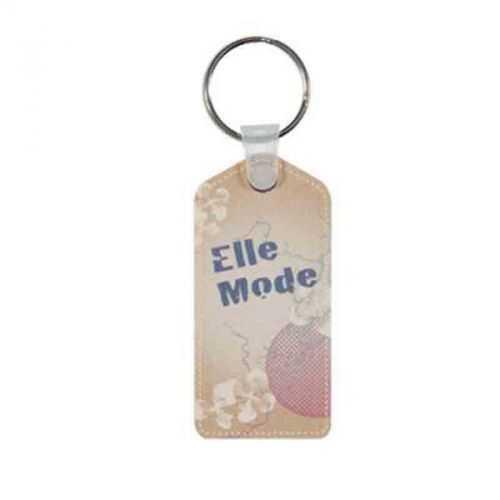 Porte-clés limes ongles 0.3cm 41-60 cm² blanc