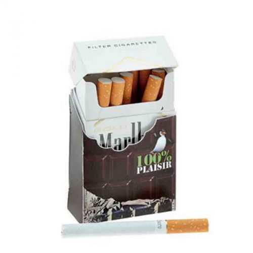 Protège paquet 20 cigarettes blanc